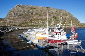 Fishing culture in Træna. Photo: C.Griggio