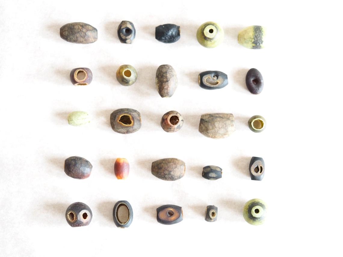 Træna Perle - materiale: tang og tare